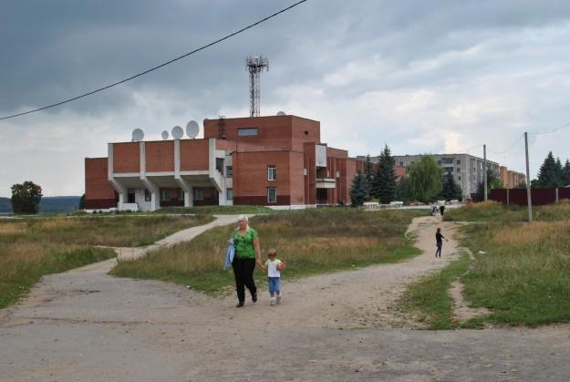 DK centre of town BG